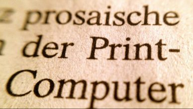 prosaische Print...
