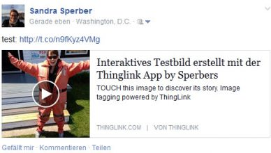 Thinglink App im Test